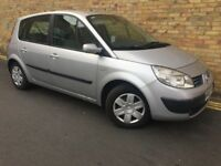 2006 RENAULT SCENIC - 1.5 DIESEL - LONG MOT - SUPERB EXAMPLE