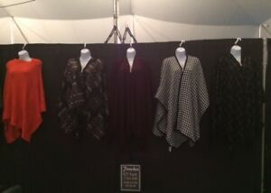 PONCHOS AND CAPES - over 70 styles - AVAILABLE THIS WEEKEND ONLY