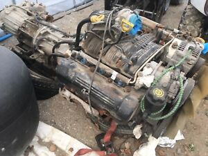 MOTEUR , TRANSMISSION , TRANSFER CASE jeep liberty 3.72002
