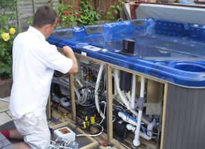 Hot tub Spa service / repair