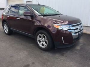 2011 Ford Edge SEL|MOONROOF|LEATHER|ONE OWNER