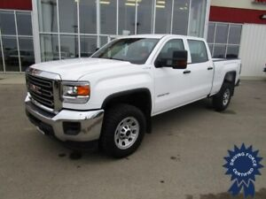 2016 GMC Sierra 2500HD Crew Cab 4X4 Short Box w/16,725 KMs
