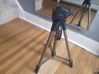 Reduced Hama camera tripod