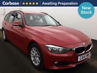 2014 BMW 3 SERIES 320d EfficientDynamics Business Step Auto 5dr Touring