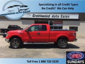 2013 Ford F-150 XLT! 4X4! BACK UP CAM! CALL NOW!