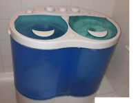 Small washing machine-MINI Twin Tub 240V