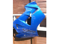 Honda VFR800FI,RH fairing panel,used condition,some marks and scratches.