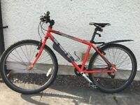 Isla Bikes Beinn 26 Large in red - bargain price