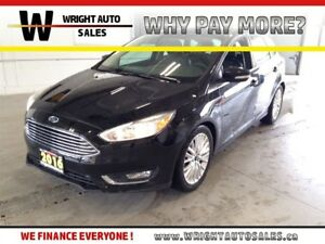 2016 Ford Focus TITANIUM|SUNROOF|LEATHER|42,251 KMS