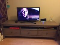 TV Cabinet - Ikea Hemnes in walnut