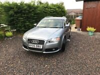Audi A4 Avant (S Line) 2.0 TDI, Diesel, FSH, timing belt 89000 miles, new brake discs and tyres