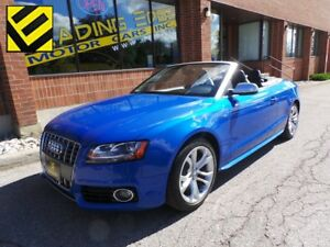 2011 Audi S5 3.0 3.0 (S tronic) Cabriolet