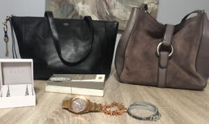 Stella and dot, fossil and Michael khors items