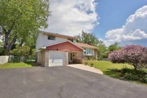 Gorgeous Private 80 X 140' Lot House in South West Oakville
