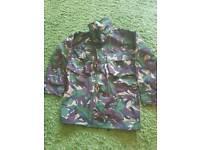DPM waterproof jacket medium size