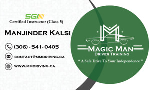 Driving classes... Learn driving
