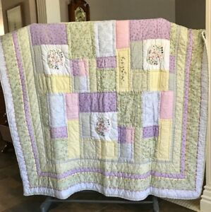 Quilt with pillow sham