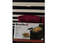 Breville VDF112 Pro Fryer, 3 Litre, Black, BRAND NEW, NEVER USED