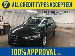 2016 Mitsubishi Lancer SE LTD*CVT*PHONE CONNECT*TRACTION CONTROL