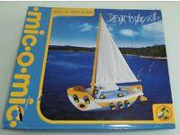 Mic o Mic Construction Kit Boat