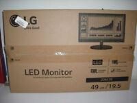 LG 49cm Monitor