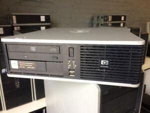 PC HP / Dell Core 2 E6550-E6750-E7400-E8400 *Sans Windows