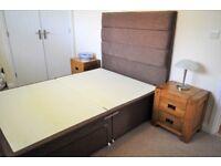 Divan base double bed