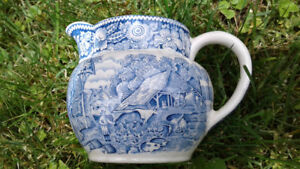 Rural England Cream pitcher