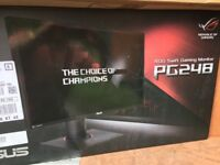 For sale monitor asus rog swift pg248q 24 inch