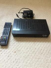 Bush 500 GB Freeview Set-Top Box