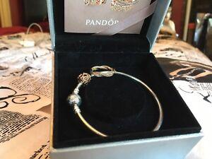 Pandora ring and bangle