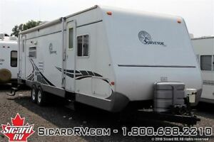 2006 Forest River SURVEYOR SV302