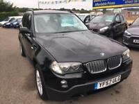 2007 BMW X3 3.0 30d SE 5dr
