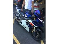 £1500 firm,Gsxr 750 k4 akaprovic,power commander slight damage on fairing and casing nothing major