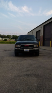 1996 GMC Jimmy SLT Wolverine Edition SUV, Crossover