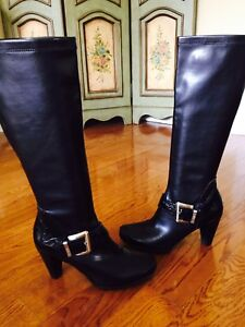 Lady's Tall Boots-8.5