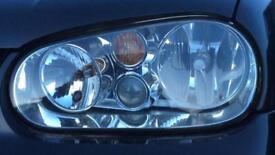 Vw Golf Mk4 Gti/Tdi Headlights