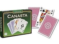 Canasta Cards evening at The Thatched House in Exwick, Sunday 3rd September 7pm
