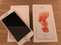 IPhone 6s 16gb unlocked Rose Gold