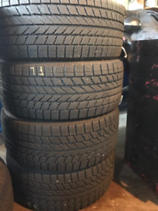 245 40 19 TOYO OBSERVE GARIT KX TIRES SNOW WINTER SET 245/40 R19