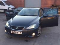 LEXUS IS 220D 2.2 SE-L TOP OF RANGE,HPI CLEAR,2 OWNER,FULL MAIN DEALER SERVICE
