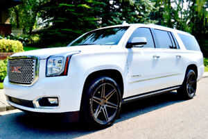 2015 GMC Yukon XL Denali, Winter Tires