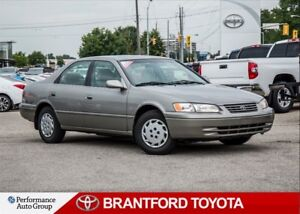 1998 Toyota Camry LE, ONLY 110954 km's!!, Original One Owner Tra