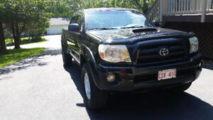 2005 Toyota Tacoma TRD Sport Pickup Truck-frame recall done