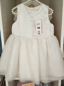 Brand new with tags dress 12-18 months