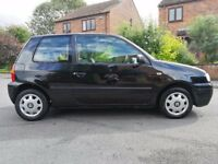 SEAT AROSA, 1.4L, 3dr, Petrol, Manual