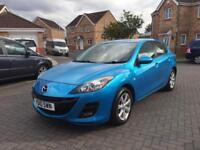 2010 MAZDA 3 TS2 12 MONTH MOT FULL SERVICE HISTORY LOW MILEAGE FULL HPI CLEAR 1 OWNER