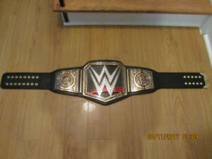 WWE COMMERATIVE WORLD HEAVY WEIGHT ADULT SIZE CHAMPIONSHIP