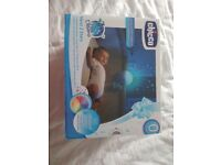 Chicco blue next 2 stars light projector