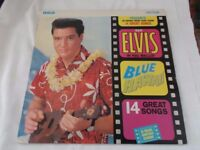 ORIGINAL 1970 RCA ELVIS PRESLEY BLUE HAWAII LP RECORD